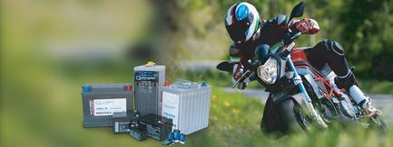 Q-Batteries Motorradbatterien