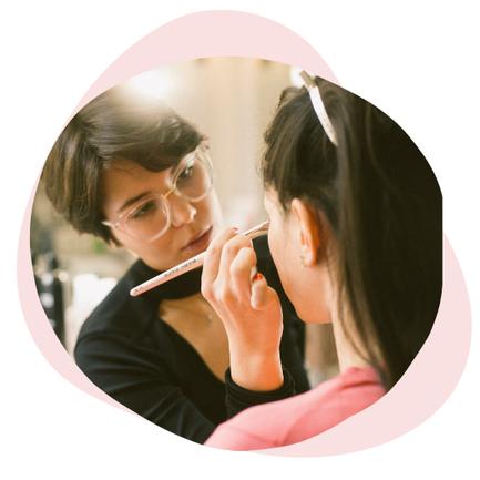 maquillage en entreprise