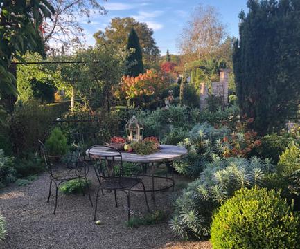 """Den wunderschönen Garten """"Zauberhafter Süden"""" besuchten wir 2019"""