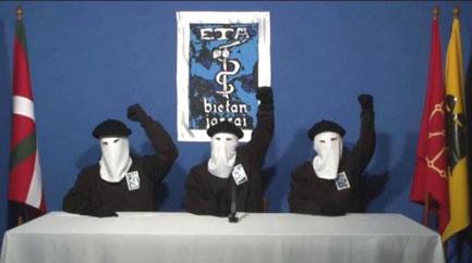 ETA erklærer d. 20. oktober 2011 afslutning af organisationens væbnede aktiviteter