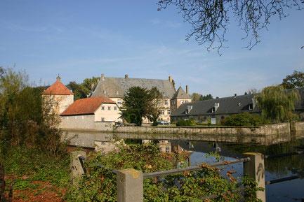 Wasserschloss Tatenhausen © Stadt Halle Westfalen