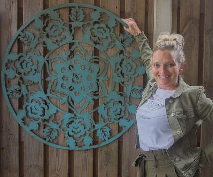 PowerVrouwen, activiteitenagenda: Beyond yoga progamma, georganiseerd door Sylvia Olde Scholtenhuis