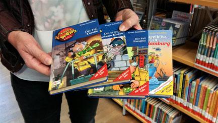 Bücher von Komissar Kugelblitz