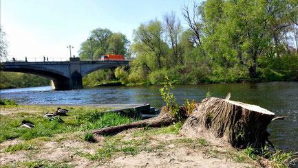 Camsdorfer Brücke Quelle: Jenapolis/Tobias Netzband