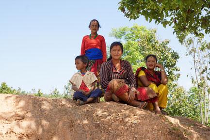 Thami ein indigener Volksstamm