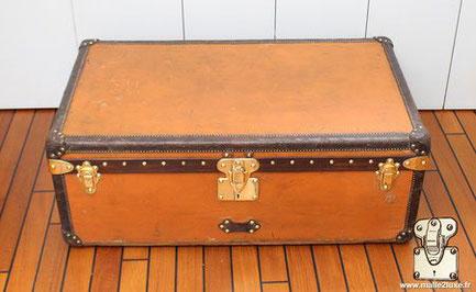 Louis Vuitton vuittonite cabin trunk Year: 1911