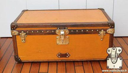 Louis Vuitton cabin trunk - vuittonite Year: 1910