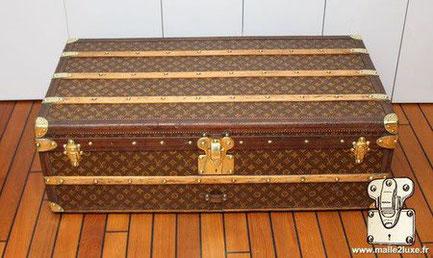 Louis Vuitton cabin trunk - LV Year: 1906