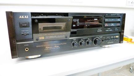 Akai GX 95 - Schwerpunktgerät bei AudioContour