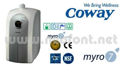 coway myro 7