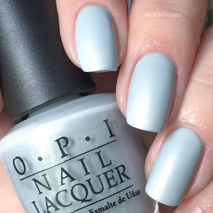 Swatch OPI I Vant To Be A Lone Star