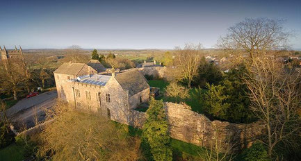 St Briavels Castle- photo from their website.