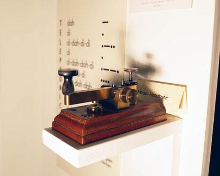 Telephonica: Morsetaster