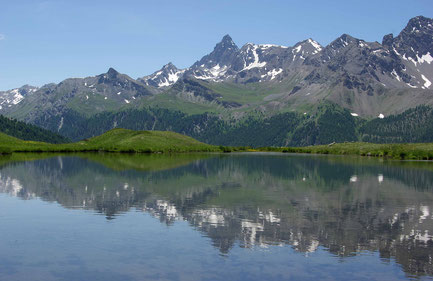 activités été à Briançon, serre chevalier hautes alpes randonnée canyoning