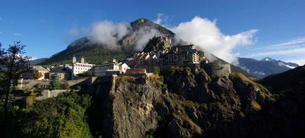 activités montagnes briançon hautes alpes canyoning randonnée vtt raquettes été hiver