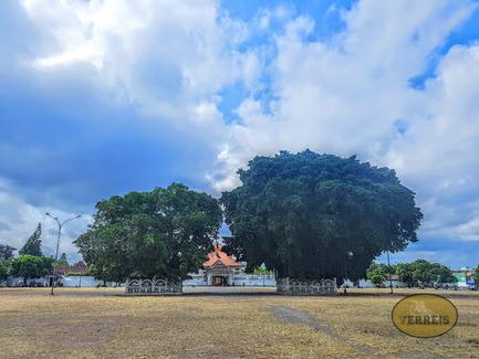 Alu-Alun Park in Yogyakarta