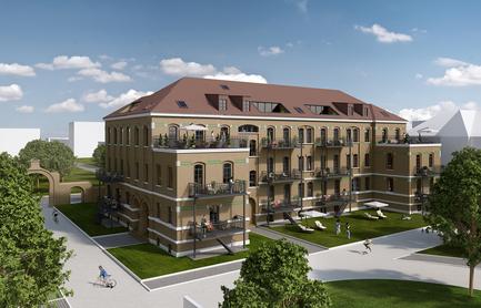 König Albert Residenz Gohlis Leipzig