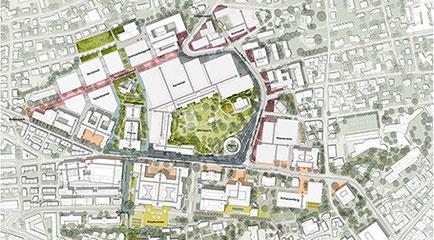 TEC21 Stadtraumkonzept Hochschulgebiet Zürich Zentrum HGZZ Andreas Kohne