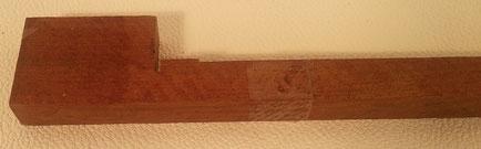 baguette  d'archet bois de pernambouc