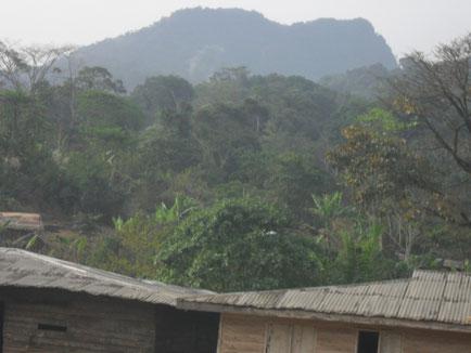 Reserve des Monts Rumpi