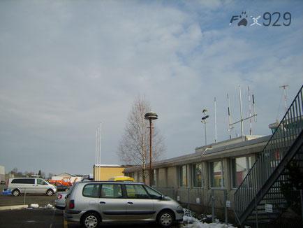 Landert MSL-3 Grenchen Flughafen