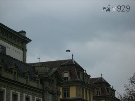 Kockum Sonics KTG Bern hinter Stadttheater