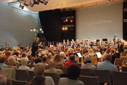 Konzert in Wittenberg (Foto Torsten Hoffgard)