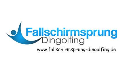 Fallschirmsprung-Dingolfing mit Edi Engl nähe München, Landshut, Regensburg und Deggendorf. Fallschirmspringen Niederbayern Oberpfalz mit Tandemfun aus Bayern.