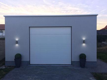 garage, sectionaalpoort