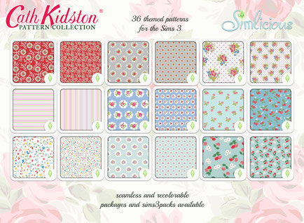 Cath Kidston Pattern Collection