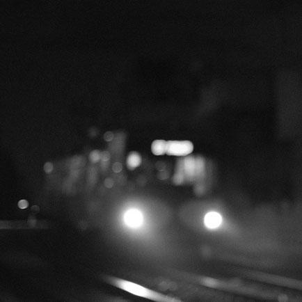 夜の猫バス