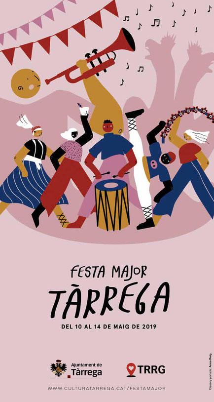 Festa Major de Tarrega