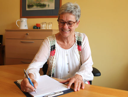 Susanna Boldi-Labusga, Heilpraktikerin