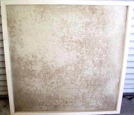 土塗り壁「まだら模様」