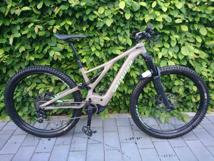 Leihbike eBike eMTB Specialized Turbo Levo