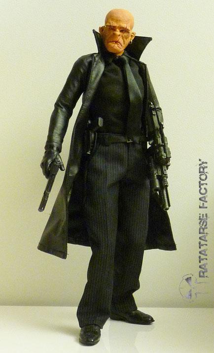 Ratatarse Factory - Hunter 12inch custom figure