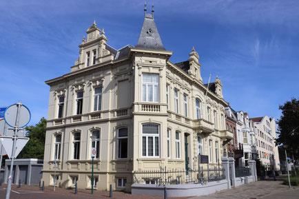 Kapellerpoort 14-16 Roermond, rijksmonument bouwhistorisch onderzoek