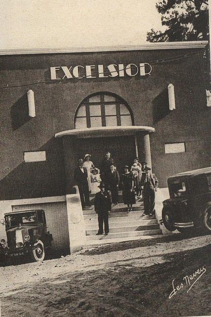 Le cinéma Excelsior au Canon  a connu une fin de carrière... brûlante en 1968.