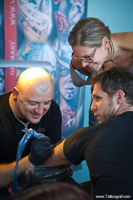 Tattoo Connvention Fürth 2012 Viktortattoo