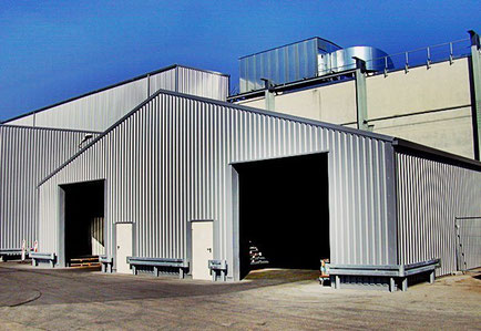 Lagerhallen und Industriehallen mieten oder kaufen
