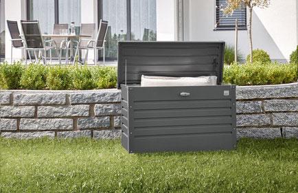 Kissenbox Garten Modern