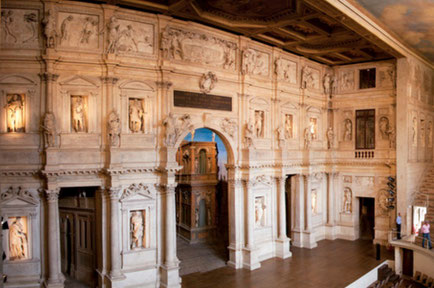 Vicenza top things to do - Teatro Olimpico - Copyright  philip-brown