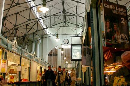 Tampere top things to do - Market Hall - Copyright  kahvikisu