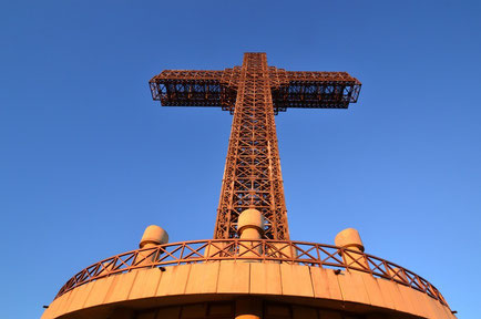 Skopje top things to do - Millenium Cross - Copyright  Jerick Parrone