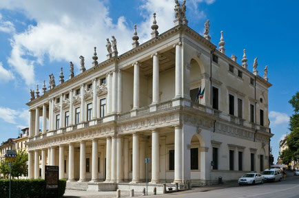 Vicenza top things to do - Palazzo Chiericati - Copyright  David Nicholls