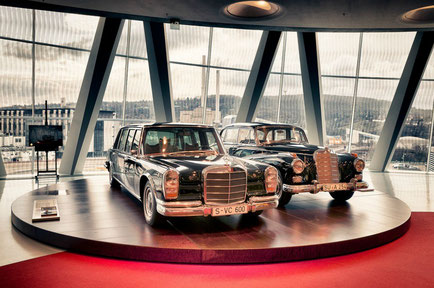 Stuttgart top things to do - Mercedes Museum - Copyright  [bastian.]