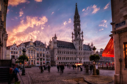 Top things to do in Brussels City Hall Copyright Sebastien Beun