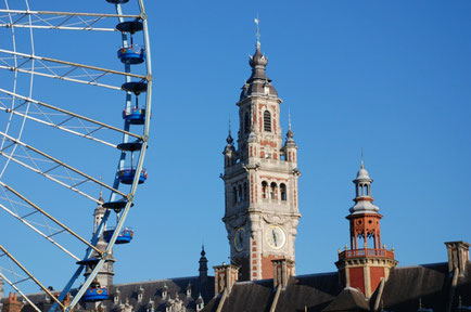 Lille top things to do - Grand Place - Copyright  Bruno Parmentier