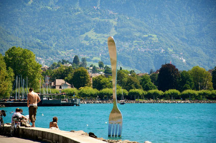 Montreux top things to do - Vevey - Copyright  Anastasios Fakinos