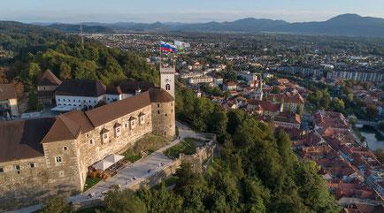 Ljubljana top things to do Ljubljana Castle